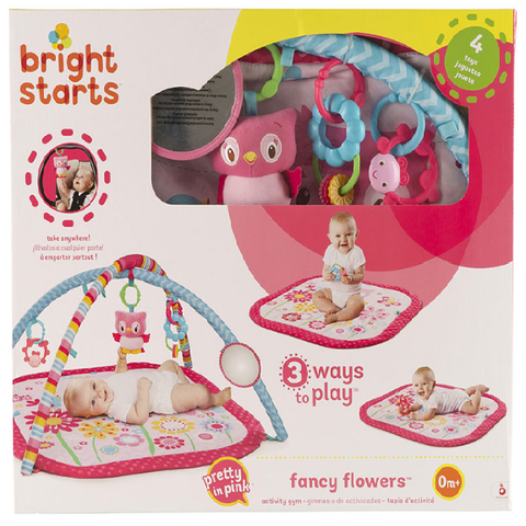 Bright Starts™ - Fancy Flowers™ Activity Gym