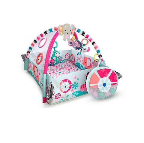 Bright Starts™ - 5-IN-1 Your Way Ball Play™ Pink Activity Gym