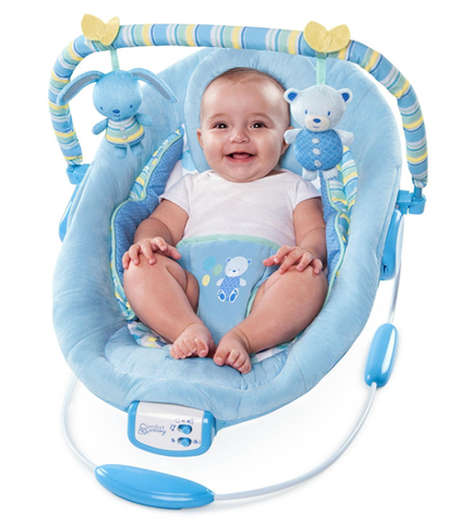 Ingenuity™ - CRADLING BOUNCER™ - BELLA BELLU