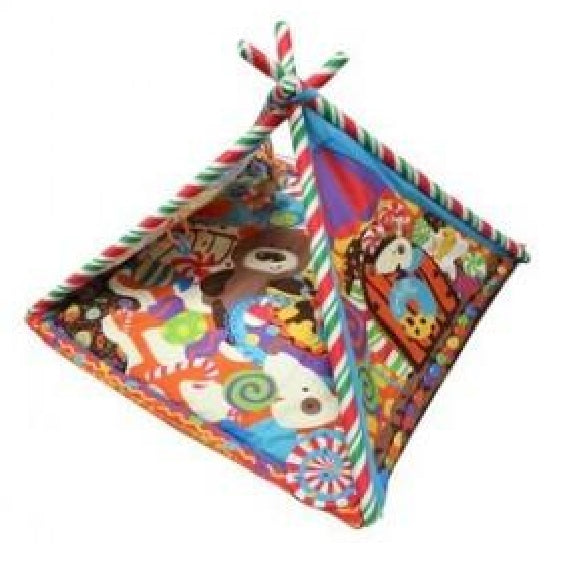 Lucky Baby-Candy Pop Play Tent