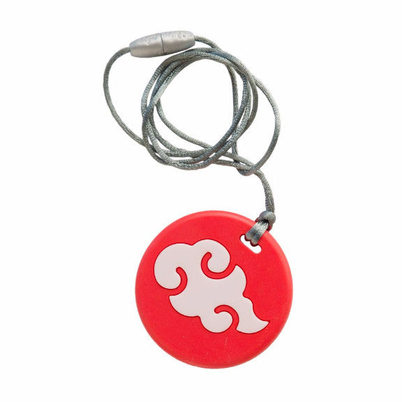 Itzy Ritzy Teething Happens™ Chewable Mom Jewelry - Pendant Necklace (Available in 5 designs)