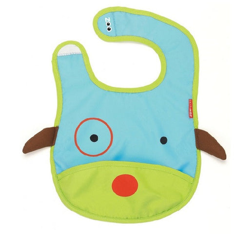 Skip Hop - Zoo Bib (Available in 11 Designs)