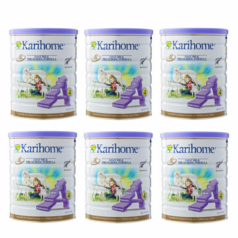 Karihome - Goat Milk Pre-School Formula Stage 4 900g - 3y+ (Made In New Zealand)