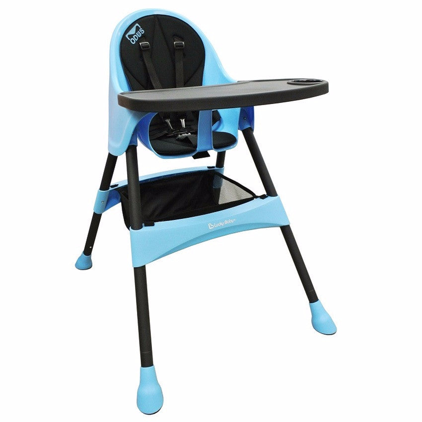 Lucky Baby® - Modus Plus™ Baby High Chair - Blue
