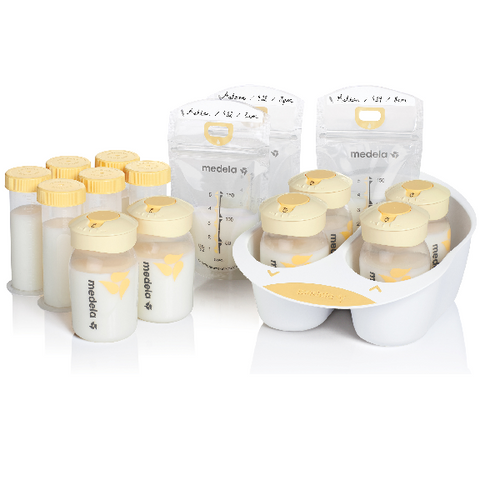 Medela - Breast Milk Storage Solution™ Starter Set
