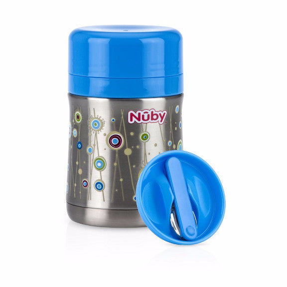 Nuby Stainless Food Jar 280ml