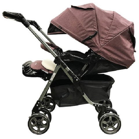 Capella Adonis Premium Travel System Stroller (Available in 2 Colours)