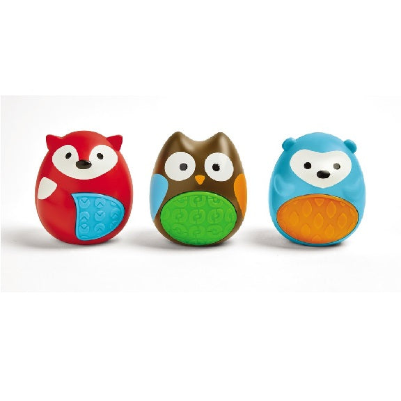 Skip Hop - Explore & More Egg Shaker Trio