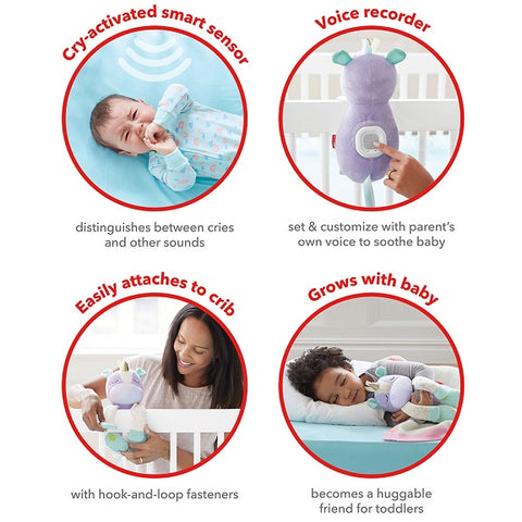 Skip Hop Cry-Activated Soother (Available in 2 Designs)