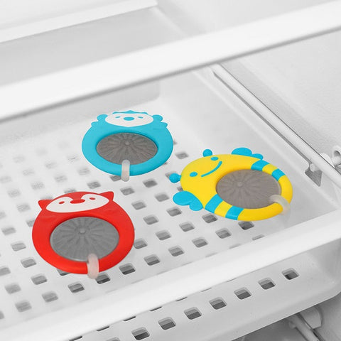 Skip Hop-Explore & More-Stay Cool Teether (Available in 3 Designs)