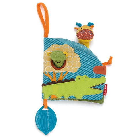 Skip Hop - Giraffe Safari Puppet Activity Book