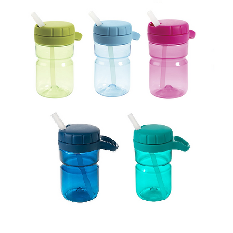 OXO Tot Twist Top Water Bottle 12 oz (Available in 5 Colors)