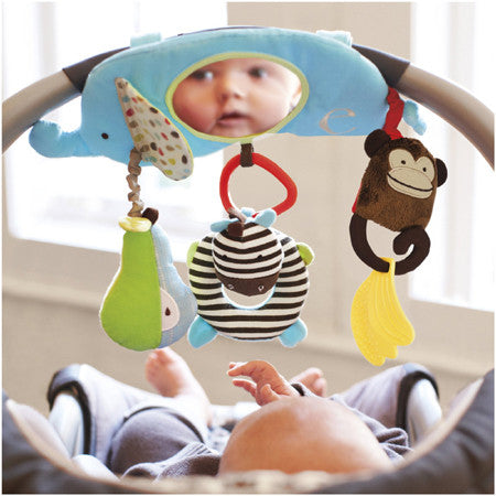 Skip Hop - Stroller Bar Activity Toys (Available in 2 Designs)