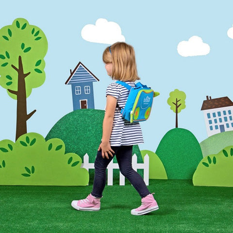 Trunki - 2 in 1 Lunch Bag Backpapck