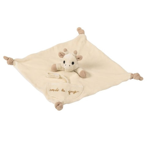 Sophie la girafe® - So'Pure Comforter Sophie la Girafe (with pacifier holder)