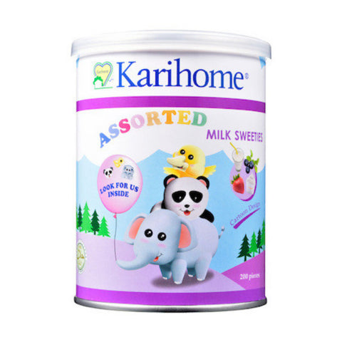 Karihome - Assorted Sweeties 200S (Made In New Zealand)