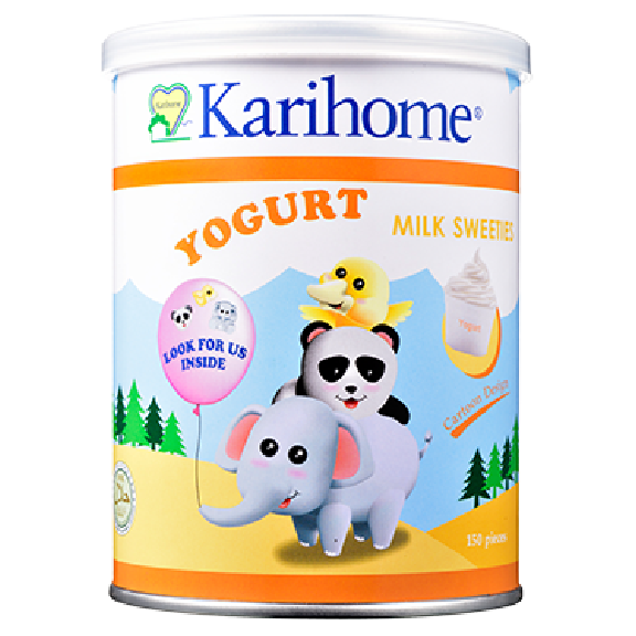 Karihome - Milk Sweeties Yogurt Flavour