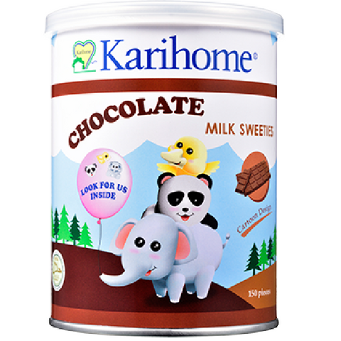 Karihome - Milk Sweeties Chocolate Flavour