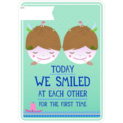 Milestone™ - Baby Twin Cards