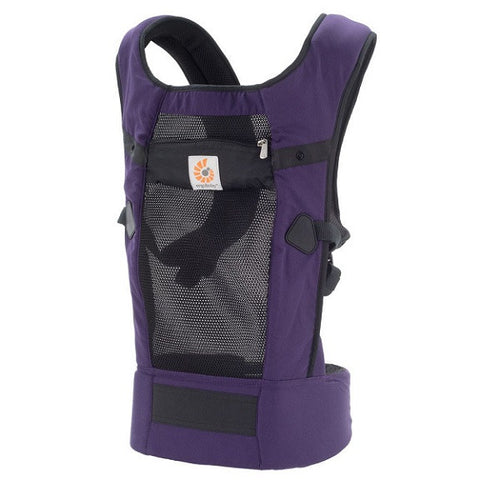 Ergobaby - Performance Ventus Graphite - Purple