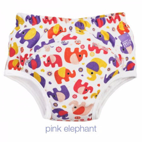 Bambino Mio - Potty Training Pants - Pink Elephant