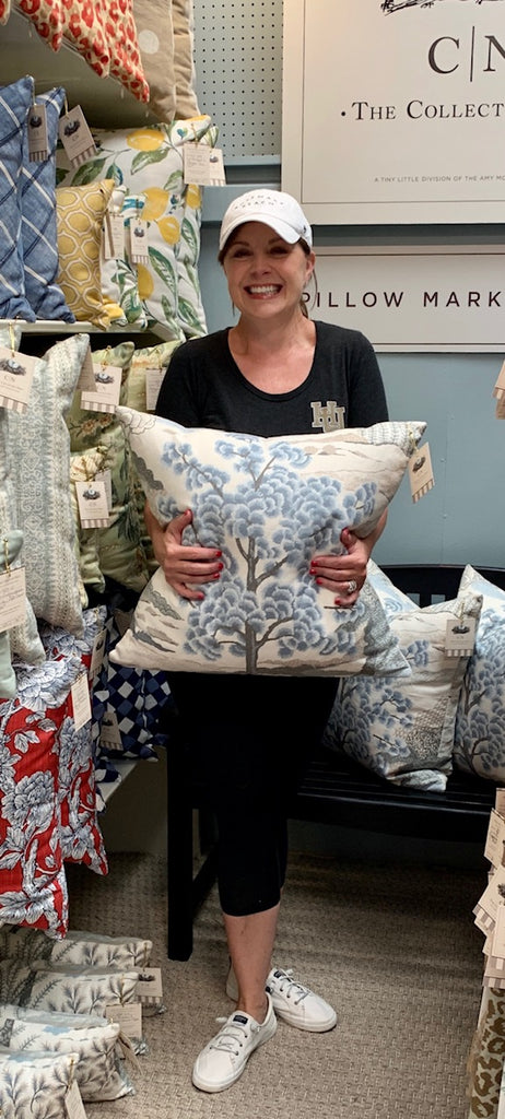 Small Business and Big Pillows!