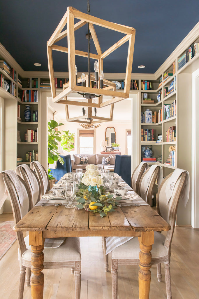 The Library: The Most Veritale Room In The House