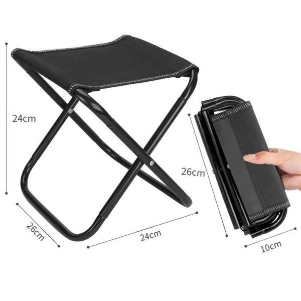 Outdoor Folding Camping Stools Chairs