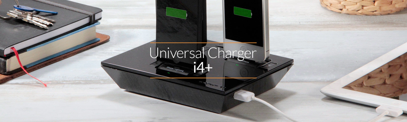 Universal Charger i4+