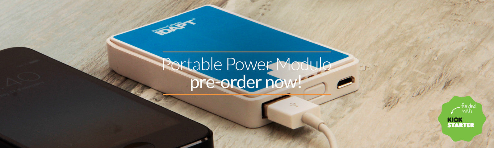 Portable Power Modulo