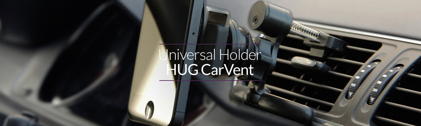 Universal Holder HUG CarVent
