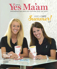 Super Shakes in Yes Ma am Magazine