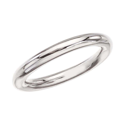 Jump Ring | Sterling Silver