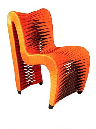 Seat Belt Dining Chair