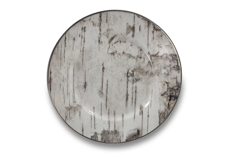 "Birch Forest 12"" Charger"