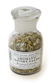 Aromatic Savory Salt Rosemary