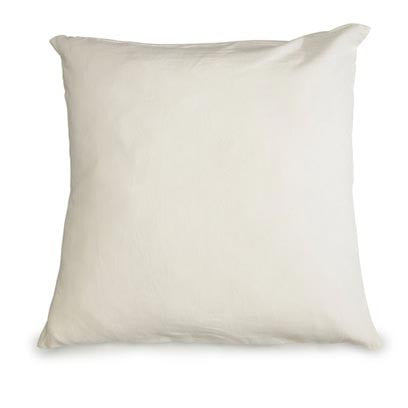Napoli Vintage Oyster 20x20 Pillow Case