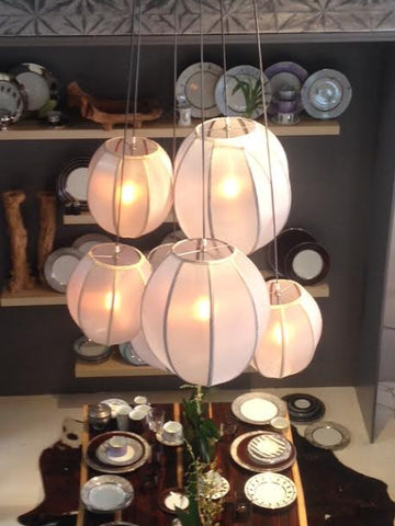 Tear drom Chandelier - Small Lamp