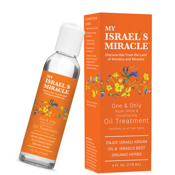 The One & Only Treatment Oil