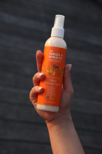 Anti-Frizz Healing Heat Protectant