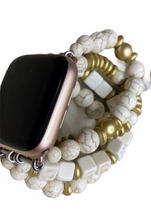 Load image into Gallery viewer, Laka-Pine Beaded Apple Watch Band