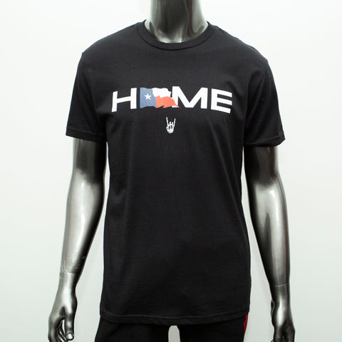 "HoggLife ""Home"" Tee - Black/Multi"