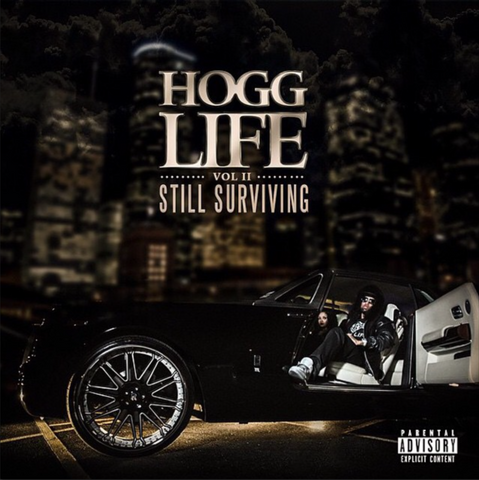 Slim Thug's HoggLife: Still Surviving CD + DVD Combo