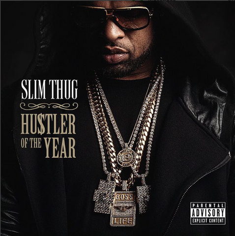 Slim Thug's HoggLife: Hustler of the Year CD + DVD Combo