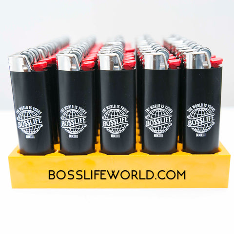 "BossLife ""World"" Lighter"