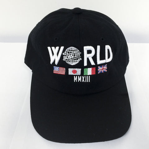 "BossLife ""World Wide"" Dad Hat"