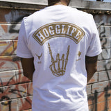 HoggLife Tee - White/Gold