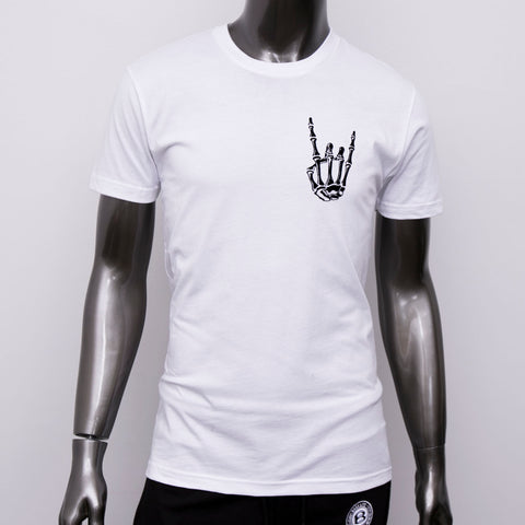 "HoggLife ""Houston"" Tee - White/Black"
