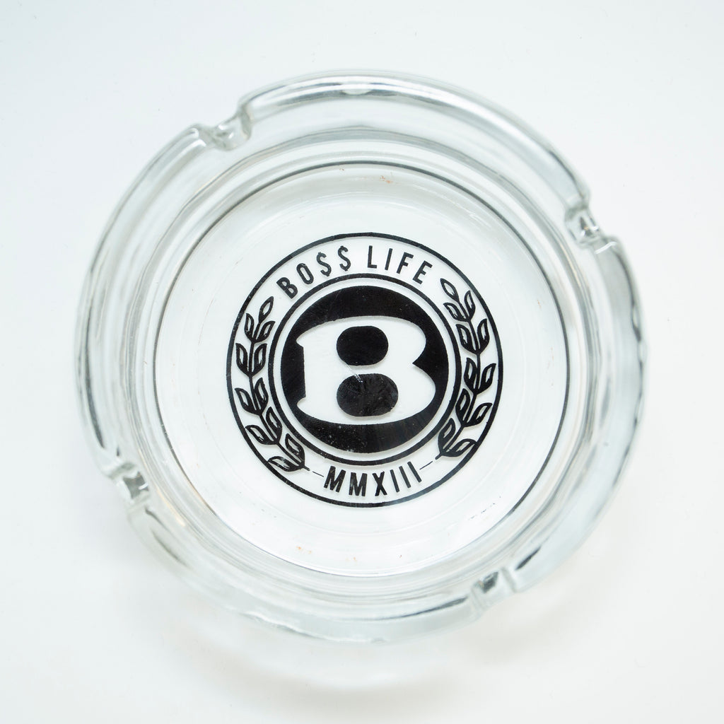 "BossLife ""Circle B"" Ashtray"