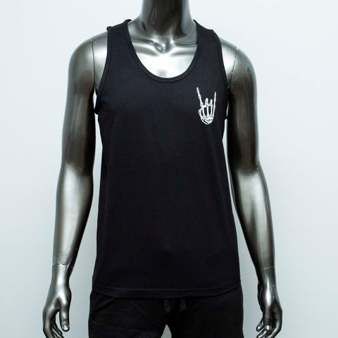 "HoggLife ""HoggLife"" Tank Top - Black/White"